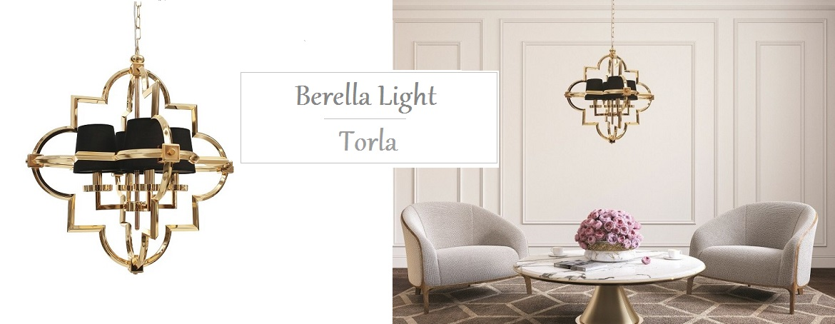Berella Light Torla 4 Gold